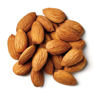 almonds badam