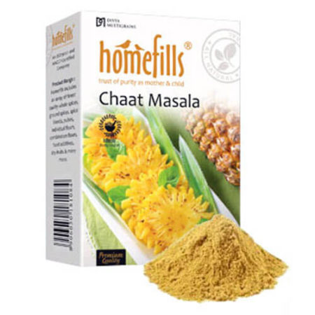 Homefills Chat Masala - 50gm