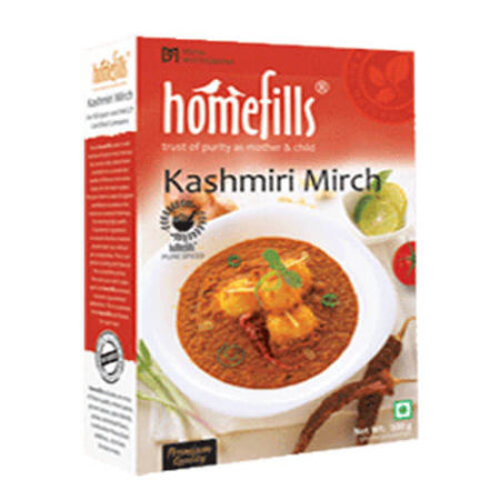 Homefills Kashmiri Mirch Powder - 50gm