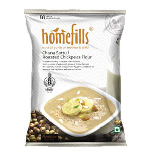 Homefills Chana Sattu / Roasted Chickpeas Flour