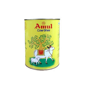 Amul Cow Ghee [Tin Pack]