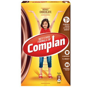 Complan Growth Drink Mix - Royale Chocolate