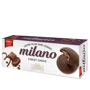 milano center filled choco