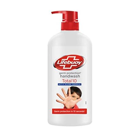 Lifebuoy Total 10 Germ Protection Handwash - 580ml Bottle