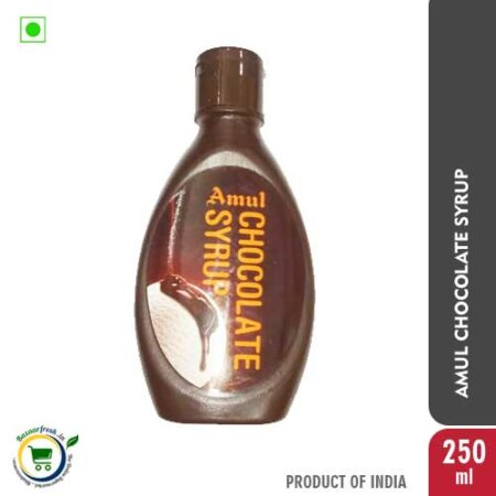 Amul Chocolate Syrup 250gm
