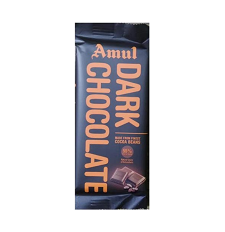 Amul Dark Chocolate - 40gm