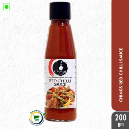 Ching's Secret Red Chilli Sauce - 200gm
