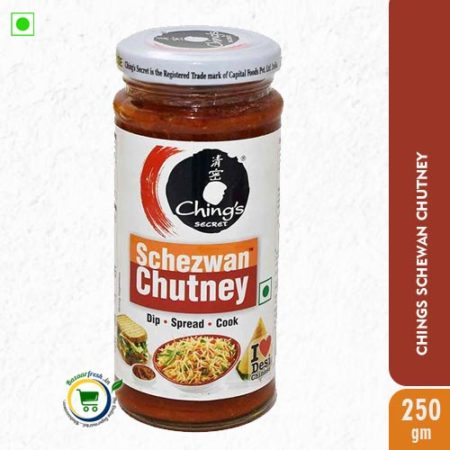 Ching's Secret Schezwan Chutney