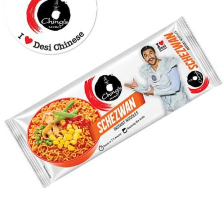 Chings Instant Noodles-Schezwan