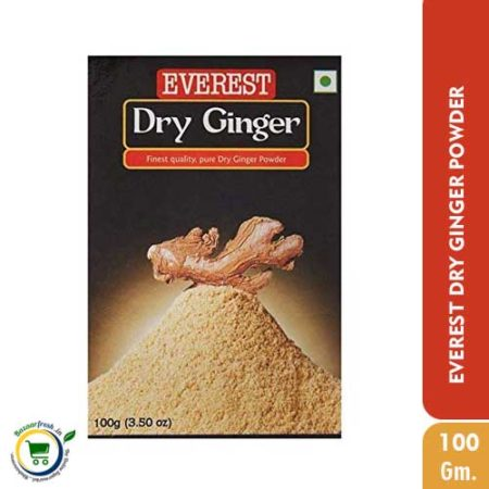 Everest Dry Ginger Powder - 100 gm