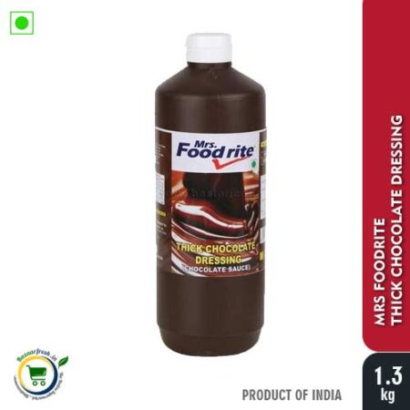 Foodrite Thick Chocolate Dressing - 1Ltr