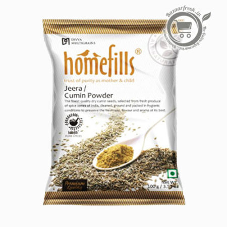 Homefills Jeera (Cumin) Powder - 100 gm
