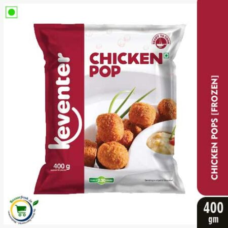 Keventer Chicken Pops 400g