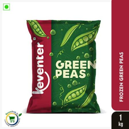 Keventer Frozen Green Peas 1Kg