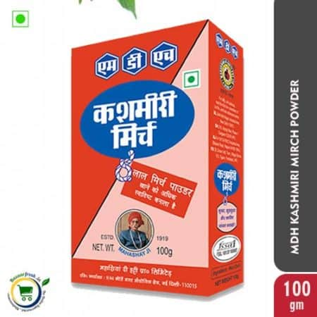 MDH Kashmiri Mirch Powder - 100 gm