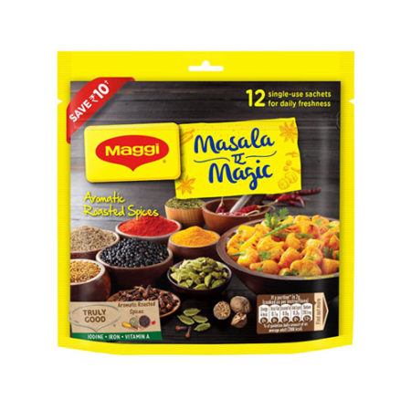 Maggi Masala Magic 12pcs