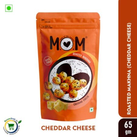Roasted Makhna Cheddar Cheese