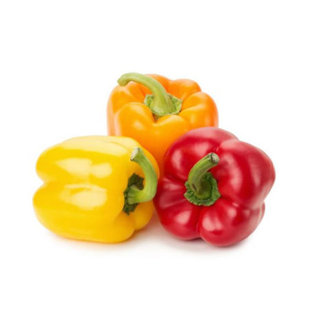 Red & Yellow Capsicum ( Bell Pepper )
