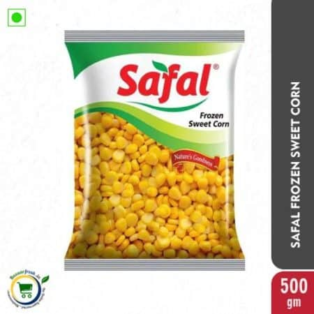 Safal Frozen Sweet Corn - 500gm
