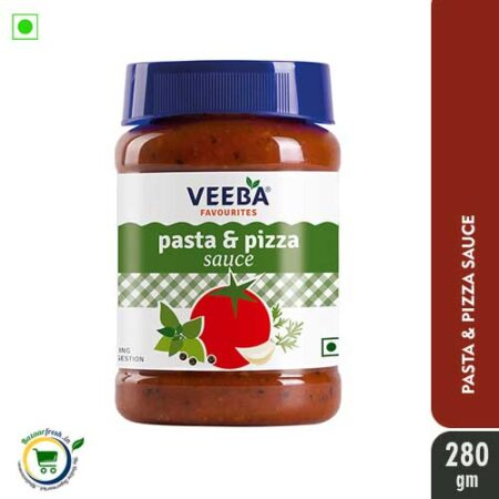 Veeba Pasta & Pizza Sauce - 280gm