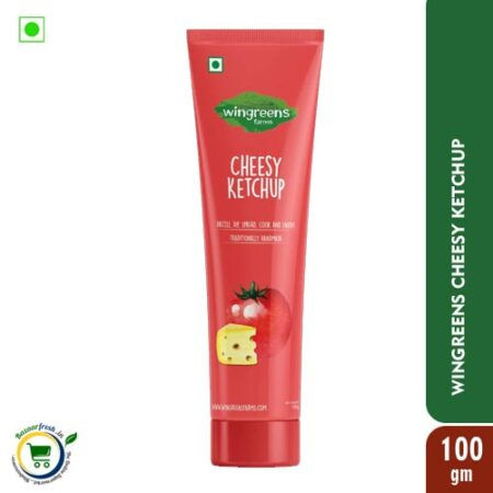 Wingreens Farms Cheesy Ketchup - 100gm