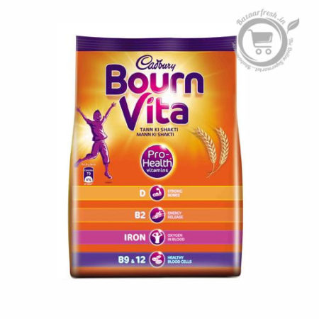 Cadbury Bournvita - Chocolate Health Drink