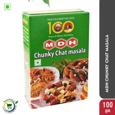 MDH CHUNKY CHAT MASALA CHUNKY CHAT MASALA Spice blend for Salads & Savouries