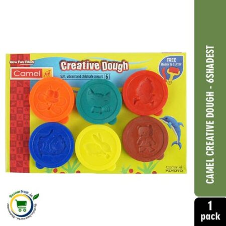Creative Dough 6Shades