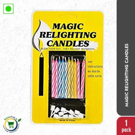 Magic Candles - 1Pack