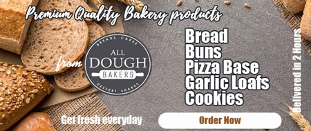 All Dough Bakery Products