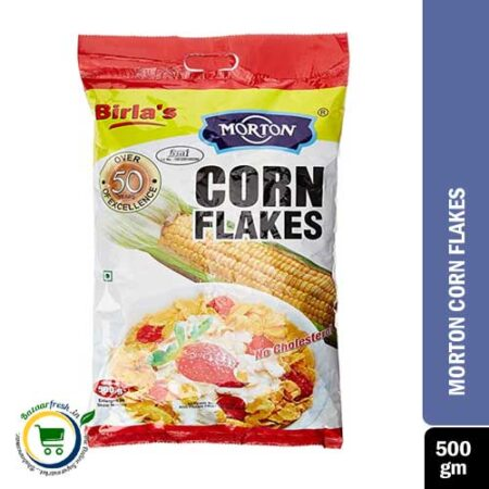 Morton Corn Fakes 500gm at bazaarfresh.in