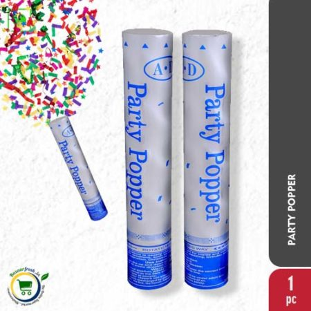 Party Popper - 1Pc