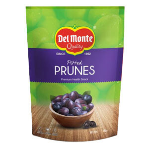 DEL MONTE CALIFORNIA PRUNES – PREMIUM PITTED