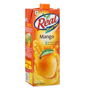 real mango juice
