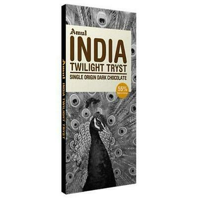 Amul India Twilight Tryst Dark Chocolate - 125gm