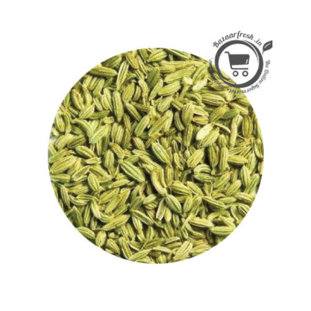 Fennel Seeds ( Saunf / Pan Madhuri ) - 100gm
