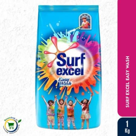 Surf Excel Easy Wash Detergent Powder - 1Kg