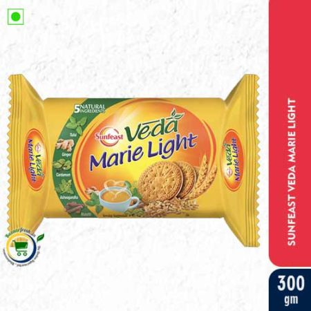 Sunfeast Veda Marie Light - 300gm